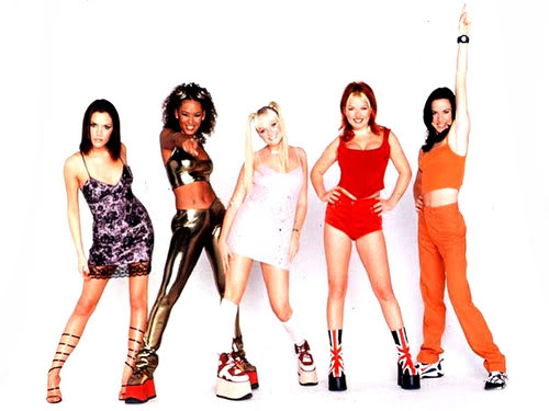 spice girls spice up your life